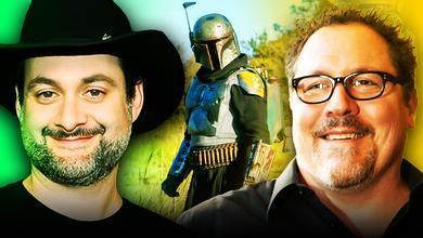 Star Wars, Dave Filoni Jon Favreau Boba Fett