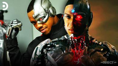 Doom Patrol and Justice League Cyborgs