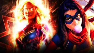 Captain Marvel 2 Announcement