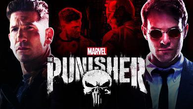 Punisher Daredevil Charlie Cox Jon Bernthal