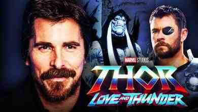 Christian Bale, Thor: Love and Thunder Villain