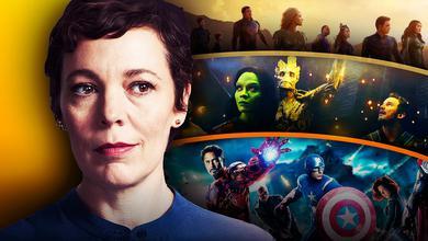 Olivia Colman, Marvel movies