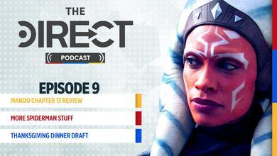 Direct Podcast Chapter 13 Cover ARt