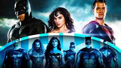 Batman V Superman and Justice League Posters