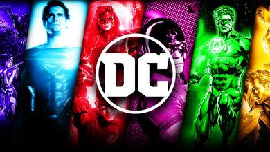 DC Superman Batwoman Peacemaker Green Lantern