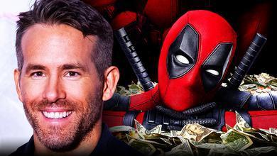 Ryan Reynolds and Deadpool