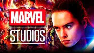 Daisy Ridley, Marvel Studios logo