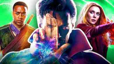 Everything we know so far about Doctor Strange in the Multiverse of Madness.