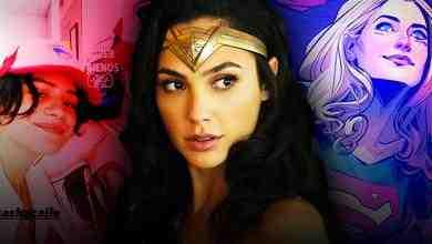 Gal Gadot Supergirl