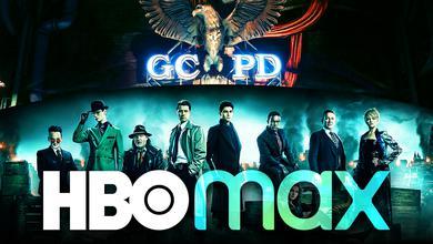 Gotham, HBO Max, GCPD