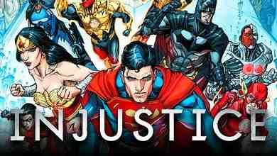 Injustice, DC, DC Comics, Warner Bros, DC Animated