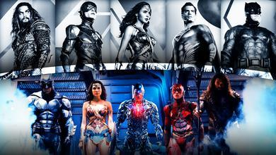 Zack Snyder's Justice League Background