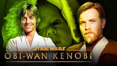 Luke Skywalker, Obi-Wan Kenobi