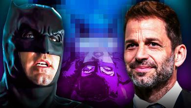 Batman, Catwoman, Zack Snyder