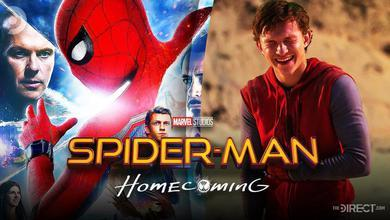 Spider-Man Actor Tom Holland Posts New Homecoming Photos To Weibo