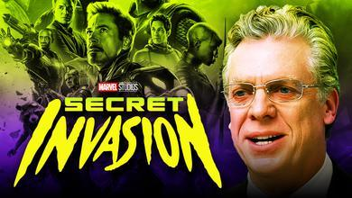 Secret Invasion, Marvel, MCU, Christopher McDonald