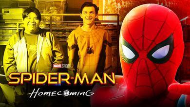 Spider-Man: Homecoming Tom Holland Jacob Batalon