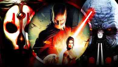 Star Wars Sith Knights of the Old Republic