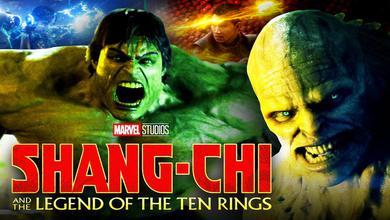 Shang-Chi Logo, Shang-Chi, Hulk, Abomination, The Incredible Hulk