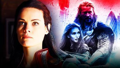 Lady Sif, Thor: Love and Thunder
