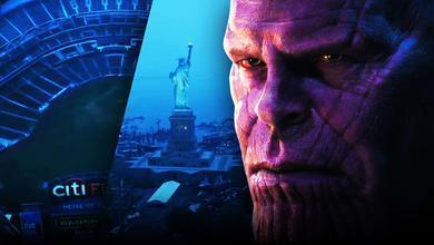 Thanos Avengers Endgame