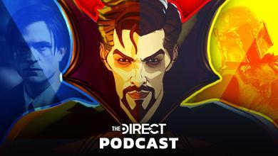 Doctor Strange, The Batman, Boba Fett, What If
