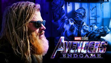 Avengers: Endgame Chris Hemsworth Bro Thor