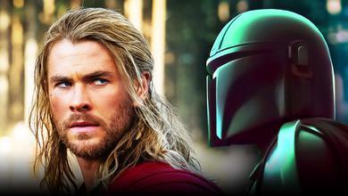 Chris Hemsworth as Thor, The Mandalorian