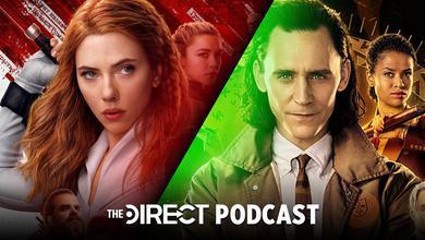 Loki, Black Widow, The Direct Podcast