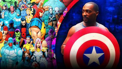 Thunderbolts, Captain America, Sam Wilson