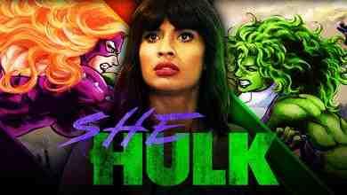 Jameela Jamil, She-Hulk, Titania