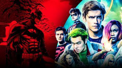 Titans DC Show, Batman