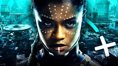 Shuri Wakanda Disney Plus