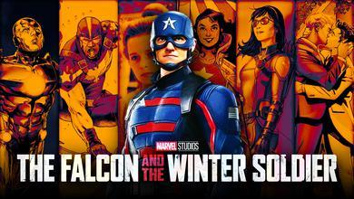 John Walker, Captain America, Young Avengers, The Falcon and the Winter Soldier