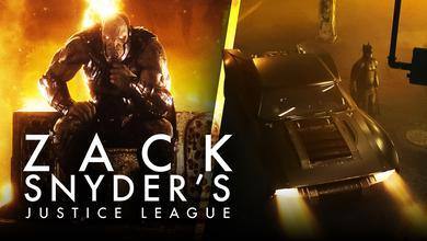 Darkseid Batman Justice League