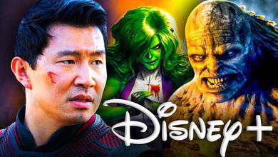 Abomination She-Hulk Shang-Chi