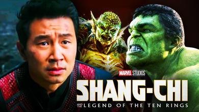 Shang-Chi Abomination Hulk