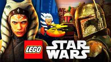 LEGO Star Wars Ahsoka Boba Fett