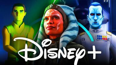 Ahsoka Thrawn Ezra Disney Plus