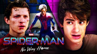 Spider-Man: No Way Home Deepfake Andrew Garfield Video