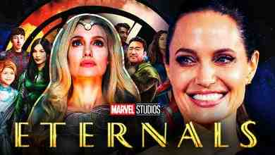 Thena, the cast of Eternals, Angelina Jolie