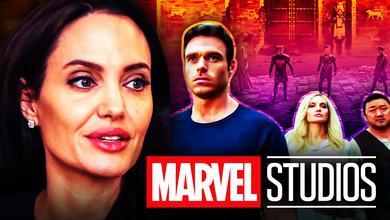 Angelina Jolie Marvel Studios Eternals