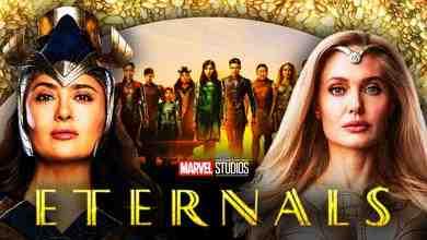 Eternals Superheroes superpowers