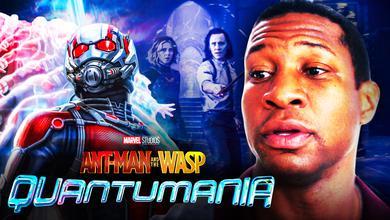 Kang Jonathan Majors Ant-Man and the Wasp Quantumania