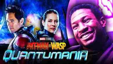 Ant-Man and the Wasp, Kang