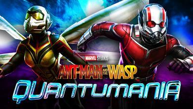 Marvel, MCU, Ant-Man, Wasp, Quantumania