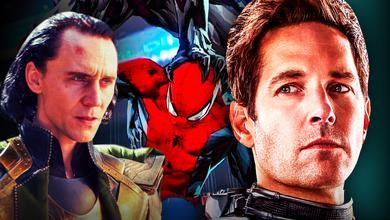 Ant-Man Loki Spider-Man MCU