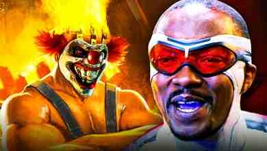 Twisted Metal, Anthony Mackie, Captain America