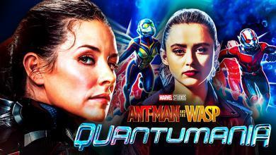 Evangeline Lilly Kathryn Newton Ant-Man