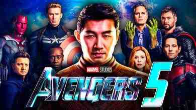 Avengers 5 Characters, Shang Chi, Simu Liu